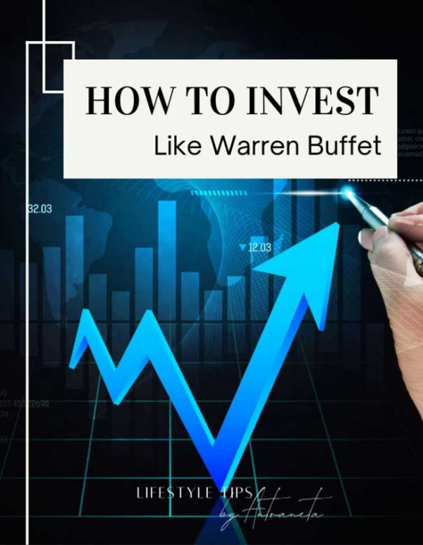 How To Invest Like Warren Buffet Ebook Cover Image