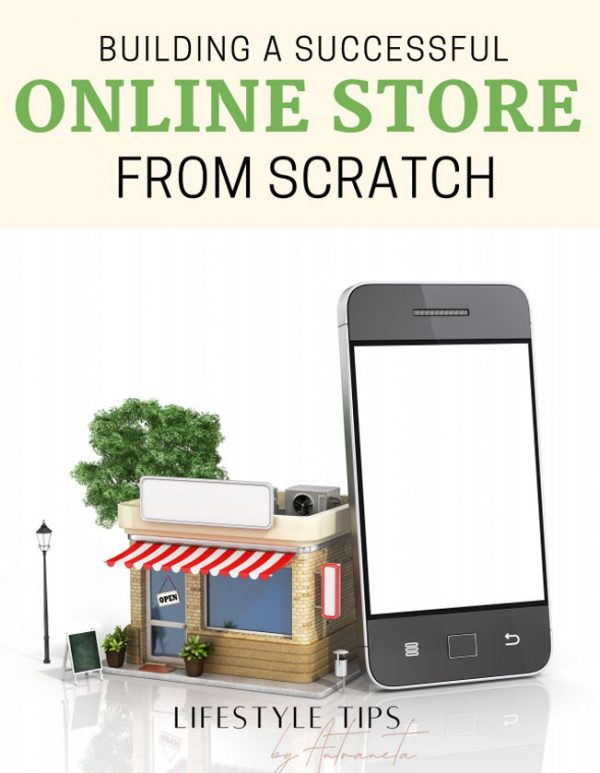 Online Store From Scratch Ebook